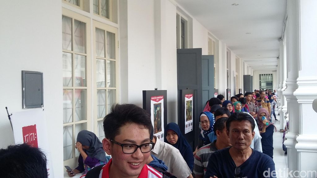 Sejak Dibuka, Pemeran Lukisan Istana Sudah Sedot 6.000 Pengunjung