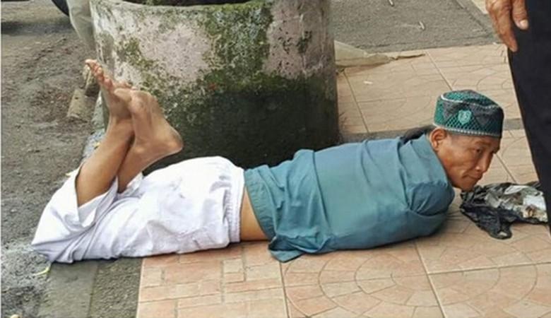 Ridwan Kamil soal Nasib Alexander: Bisa Jadi Penyapu Jalan atau Jaga Taman
