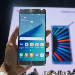 Kesan Pertama Menjajal Galaxy Note 7