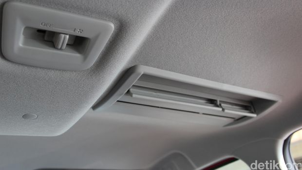 Rear Air Circulator Toyota Calya