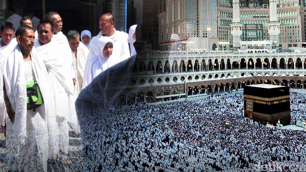 36 Jemaah Indonesia Wafat di Tanah Suci, Mayoritas Sakit Jantung
