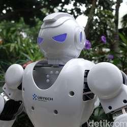 Alpha 1S: Robot Humanoid yang Jago Joget
