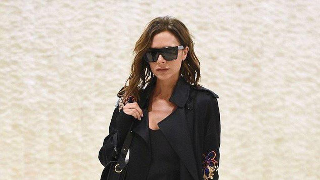 Tips Kulit Cantik Victoria Beckham: Pakai Minyak Kelapa