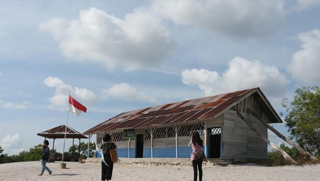 Selain ke Tanjung Tinggi, Tengok Juga SD Laskar Pelangi