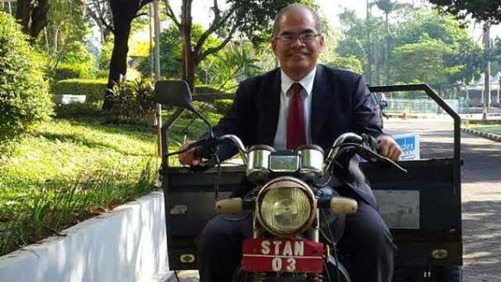 Kepala SKK Migas Belajar Teknologi EOR Sampai ke China