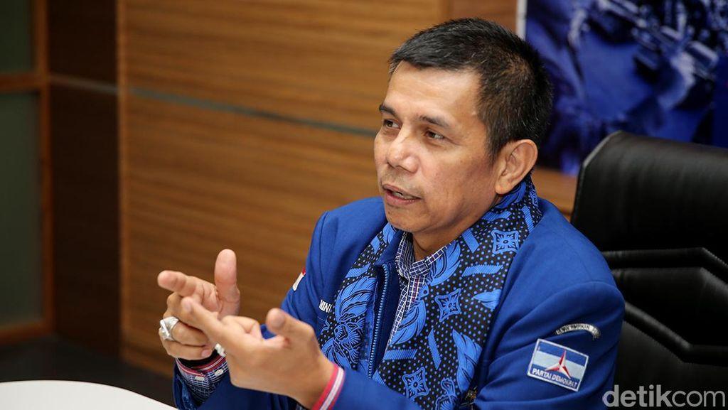 Minta Presidential Threshold Dihapus, PD Ibaratkan Tiket Bioskop