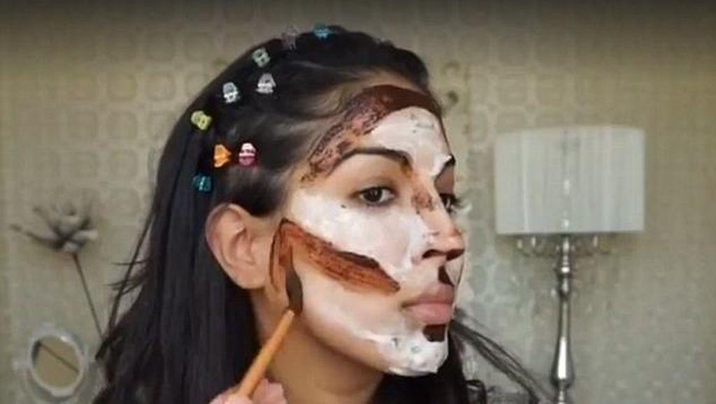 Ketika Beauty Blogger Pakai Masker Cokelat-Kopi Sebagai Pengganti Makeup