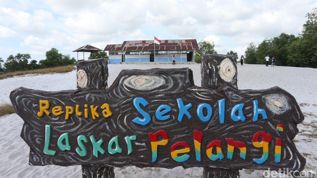 Yang Wajib Didatangi di Belitung: SD Laskar Pelangi