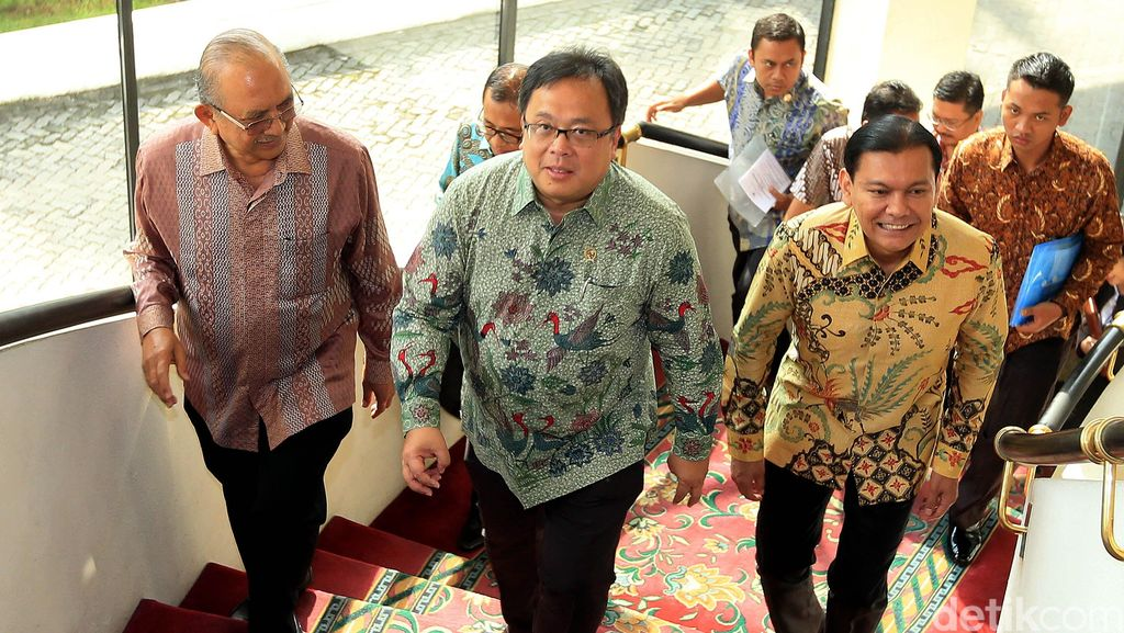 Bambang Brodjonegoro Hadiri Program Skilled Youth Citibank