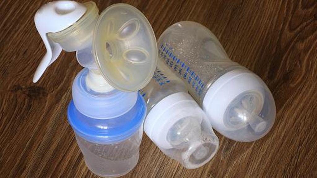 Karena Insiden Tak Terduga, Berbotol-botol ASI Perah Terbuang Sia-sia
