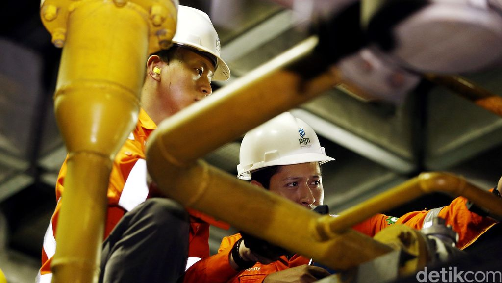 128.518 Dapur Rumah Tangga Dilayani Gas PGN