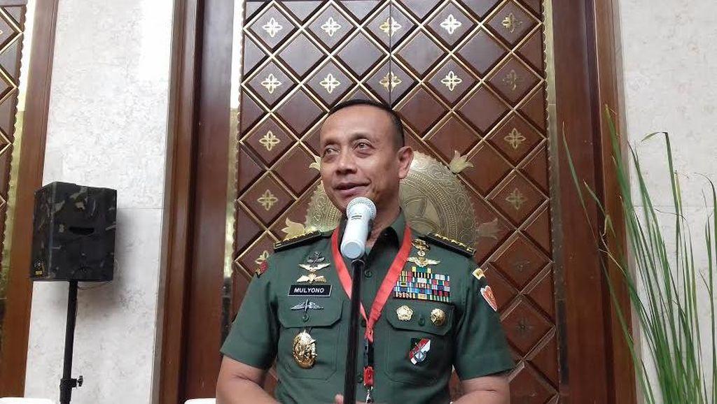 KSAD: Teroris Muncul di Mana-mana, TNI Harus Siap Mencegah