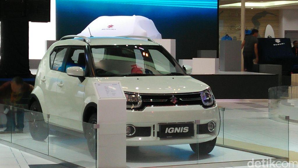 Suzuki Jual Mini SUV Ignis Rp 160 Juta?