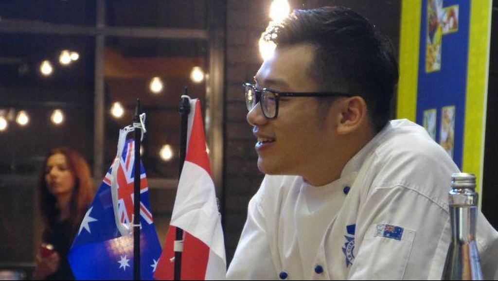 Juara Master Chef Indonesia Pilih Sekolah Kuliner di Australia