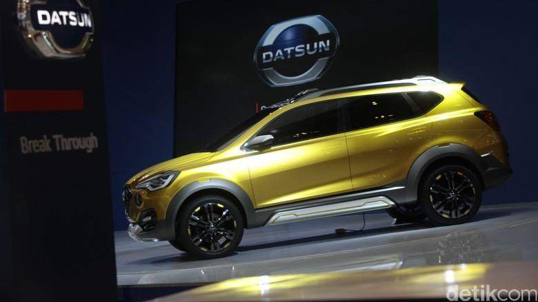 Mobil Baru Datsun Jadi Ujung Tombak Hadapi Pendatang Baru