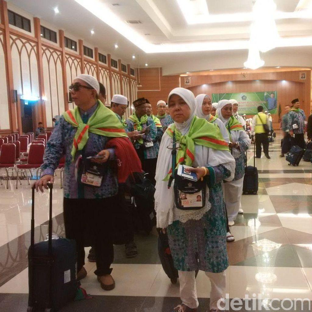 Hari ini Calon Jamaah Haji DIY Pamitan dengan Gubernur