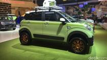Daihatsu Bawa Mobil Jepang dan Konsep ke Indonesia