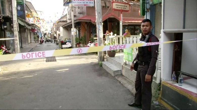 8 Ledakan Bom Guncang Thailand dalam 24 Jam, 4 Orang Tewas