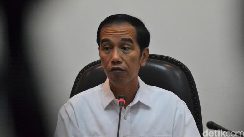 Jokowi Bingung RI Ketinggalan dari Negara Lain