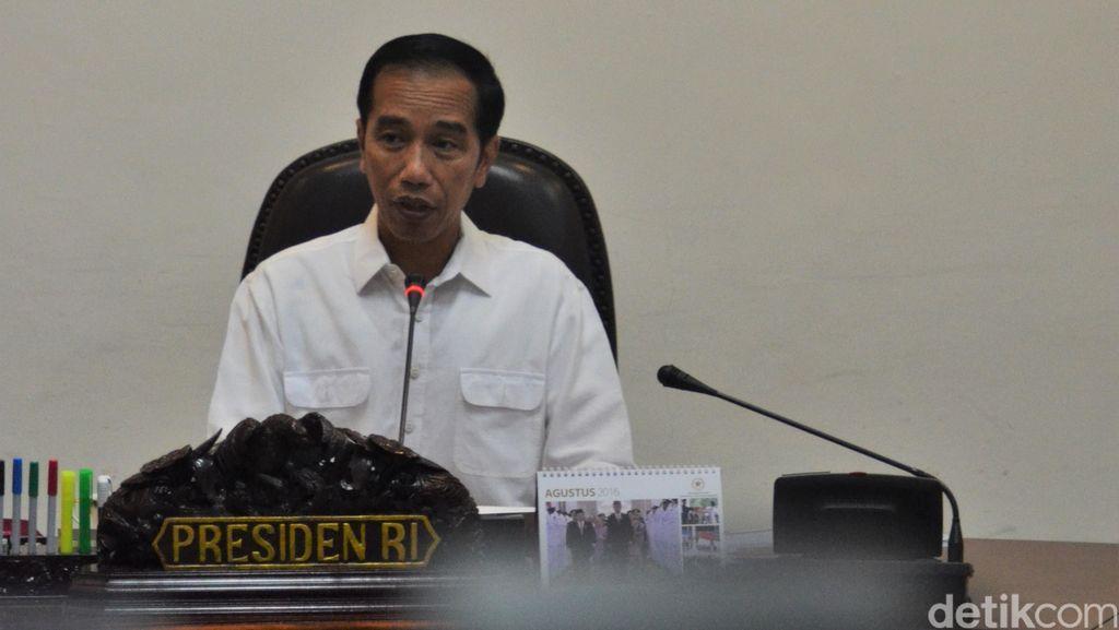Rencana Pindah Ibu Kota Tak Cuma Sekali, Tapi Jokowi Lebih Serius