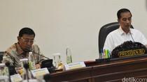 Jokowi Kumpulkan Para Menteri Bahas Penanganan Pasca Gempa Aceh