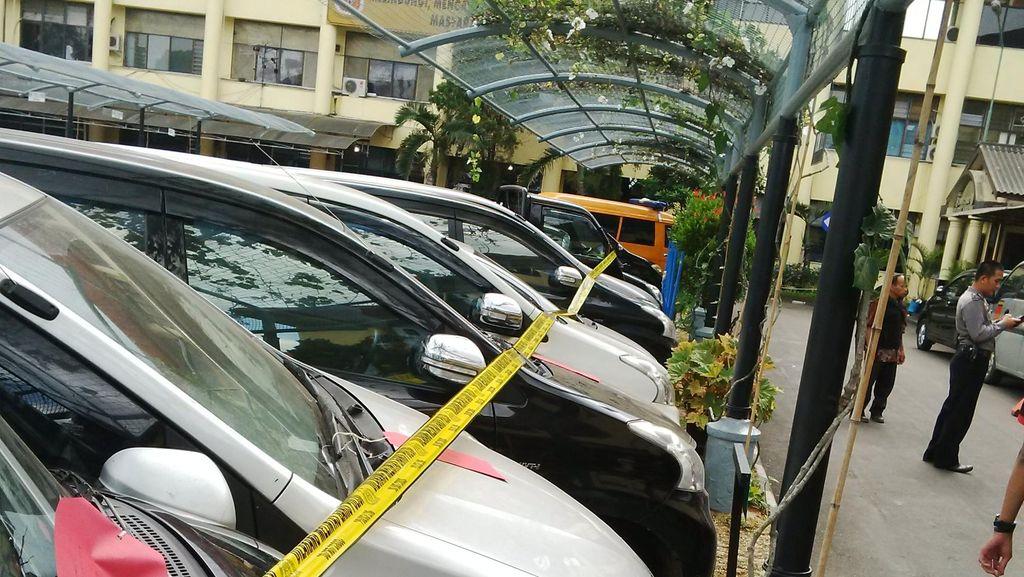 Sindikat Pencuri Mobil dan Motor di Binjai Sumut Dibekuk