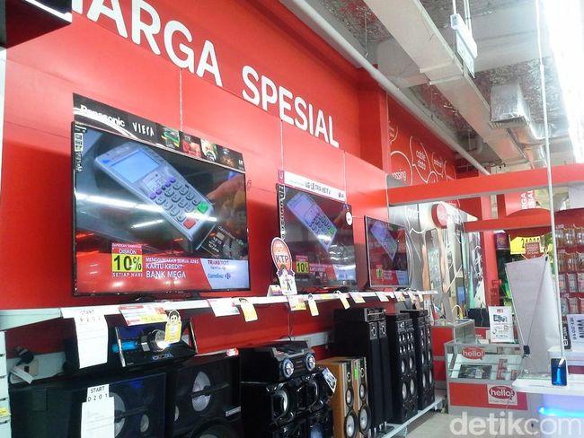 Promo Elektronik Di Akhir Pekan Transmart Carrefour