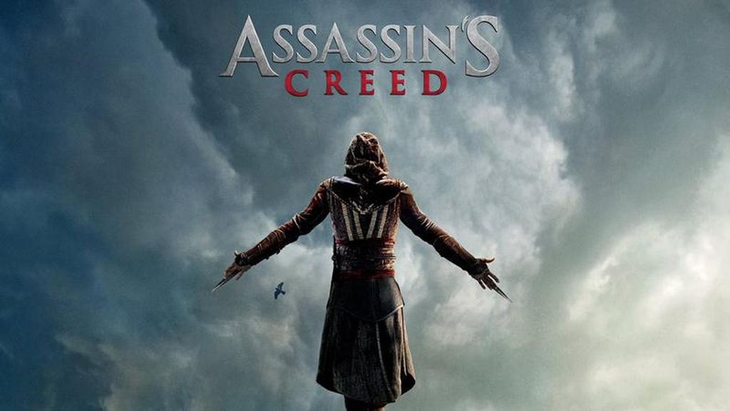 Mengintip Aksi Leap of Faith di Film Assassins Creed