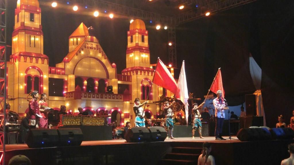 Mau Bernyanyi Bareng Artis Nasional di Jateng Fair? Ini Jadwalnya