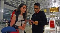 Antisipasi Macet, Parkiran Terminal 3 Bandara Soetta Dilengkapi Aplikasi Pintar