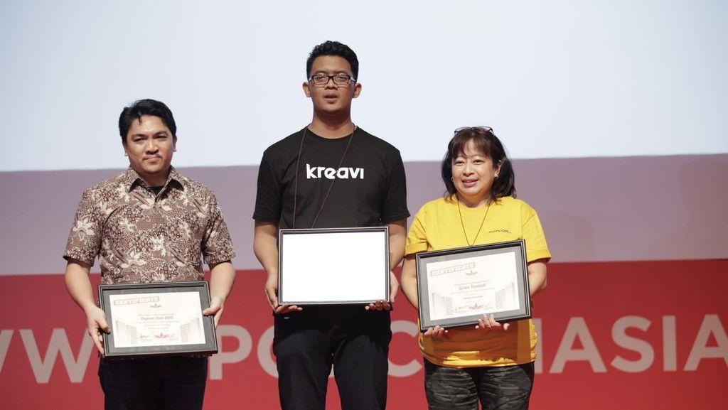 Kosasih Award 2016 Umumkan Nama-nama Pemenang