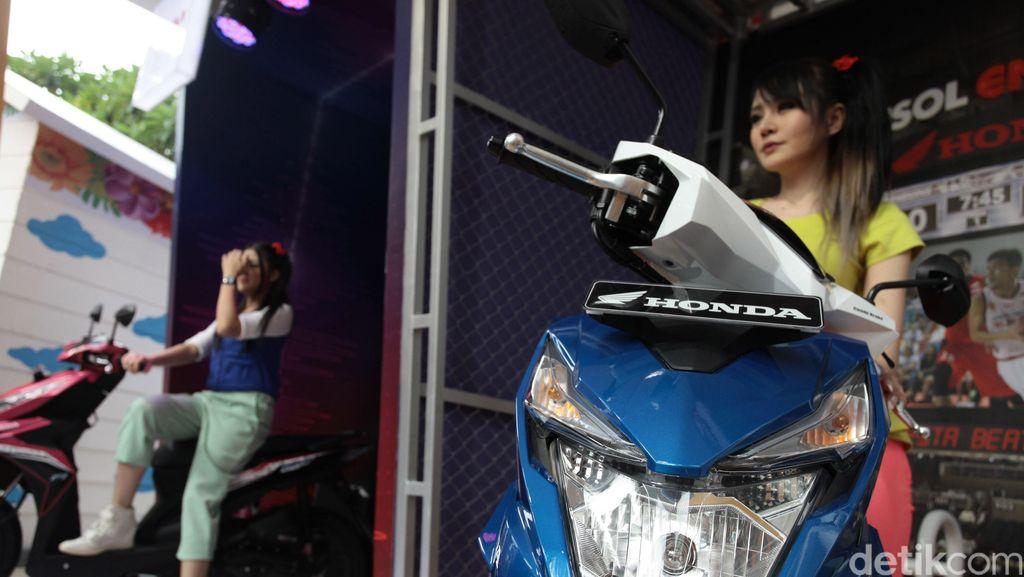 All New Honda BeAT eSP Catat Rekor Konsumsi BBM 105 Km/Liter
