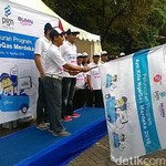 Perayaan HUT ke-71 RI, PGN Sediakan 700 Bajaj Gratis