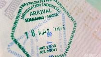 Warga 10 Negara  ini Terbanyak Ditolak Masuk ke Indonesia