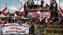 Petani Tebu Desak Gubernur Jatim Tutup Importir Gula Berkedok PG