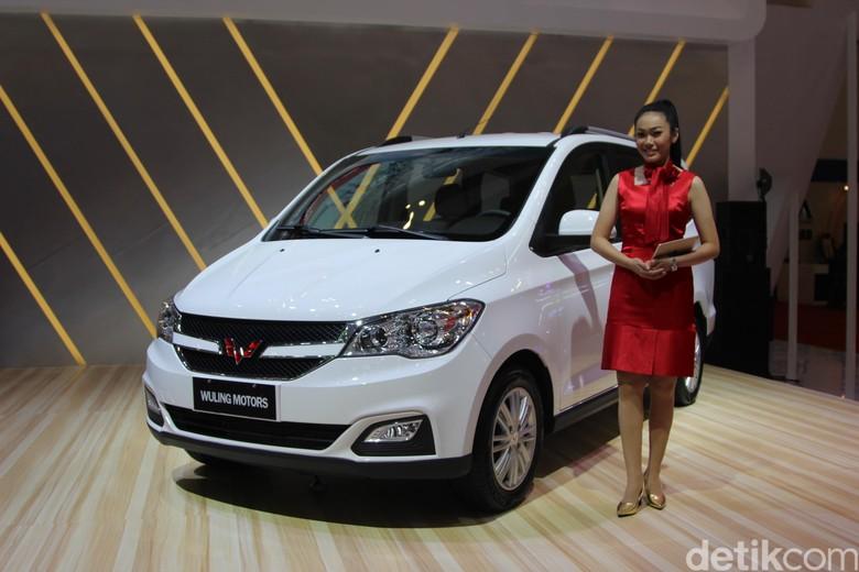 Wuling Pastikan MPV Meluncur di Paruh Kedua Tahun 2017