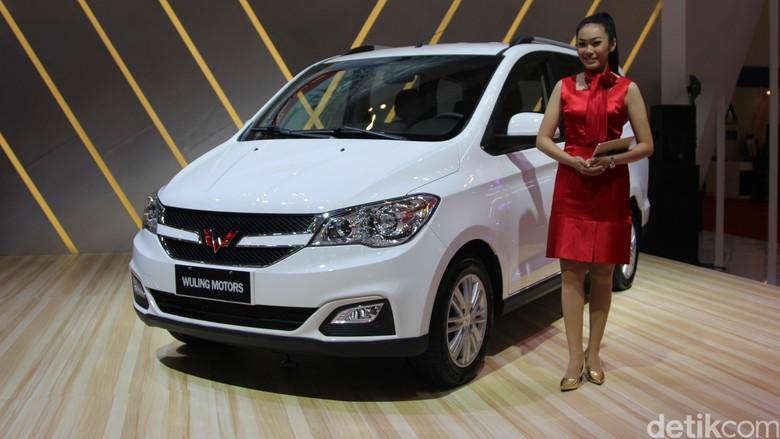 MPV Wuling Siap Beredar di Jalanan Indonesia Mei 2017