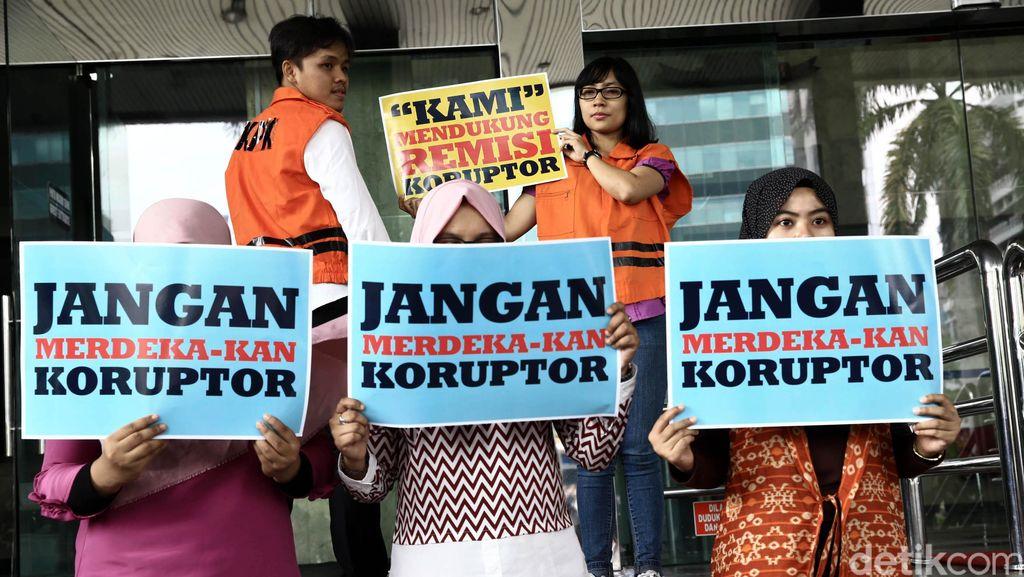 Tolak Revisi PP yang Beri Kemudahan Remisi bagi Koruptor!