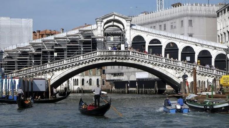 Foto: Kanal di Venesia (Thinkstock)