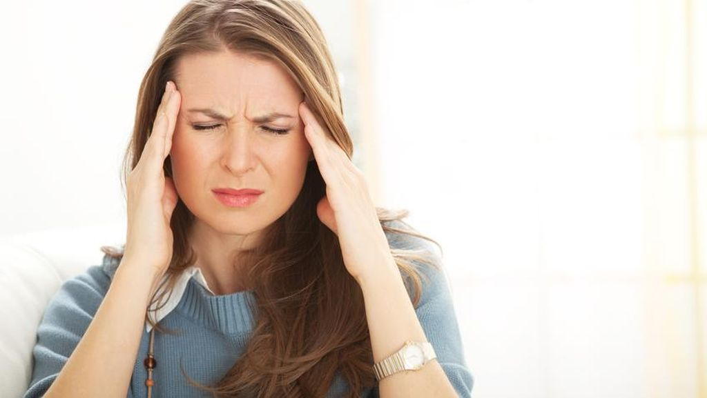 Sering Sakit Kepala, Itu Gejala Stroke?
