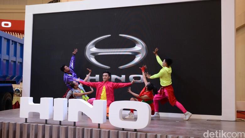 Penjualan Hino Motor di Indonesia Mulai Membaik