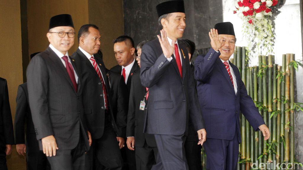 Jokowi: Pembangunan Wilayah Marginal dan Tertinggal Pakai Uang APBN
