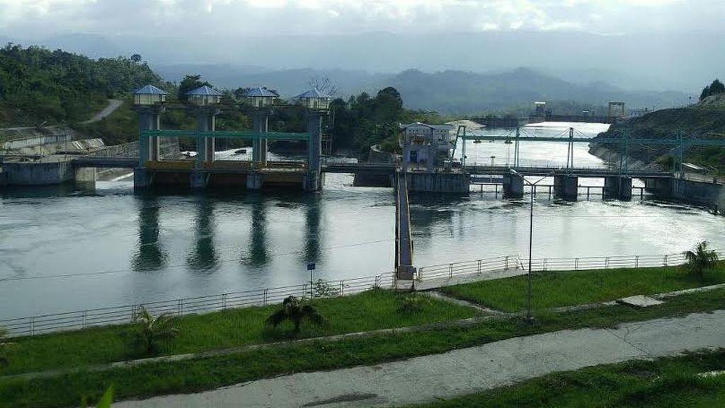 Menengok Pembangkit Listrik di Sungai Poso Yang Dibangun Grup Kalla