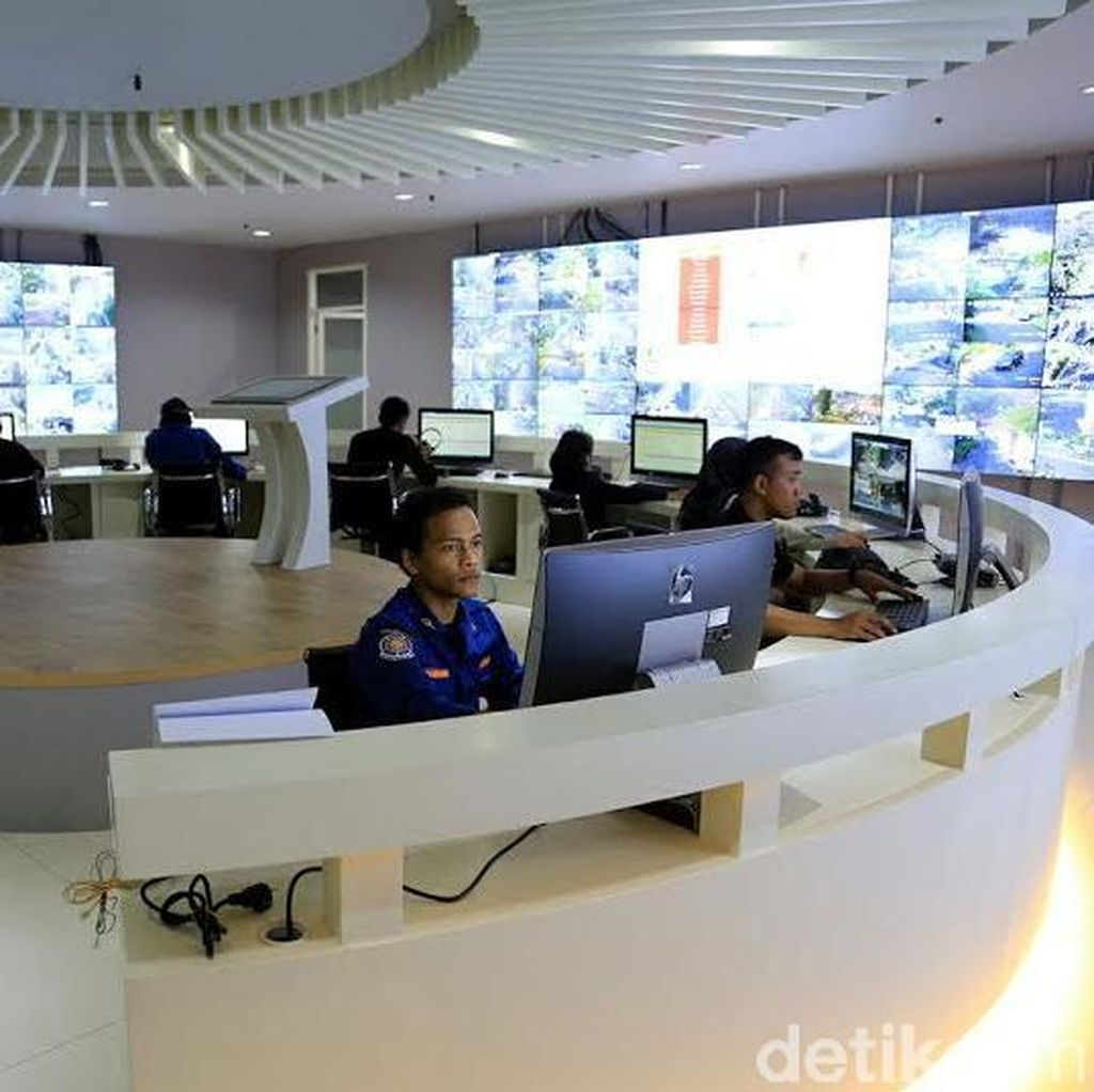 Polrestabes Surabaya Sambut Baik Rencana Pemkot Tambah CCTV