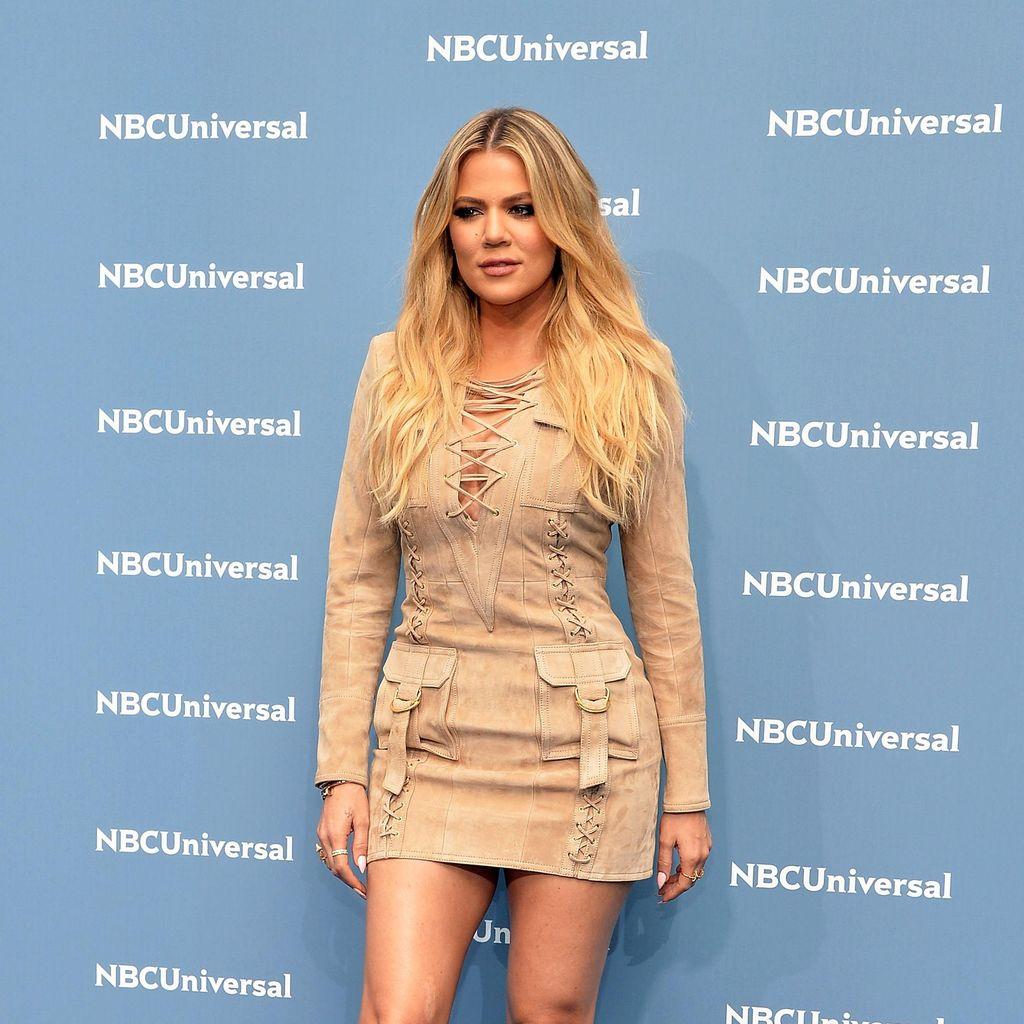 Unggah Foto Ilegal, Khloe Kardashian Dituntut Paparazi Rp 1,9 M