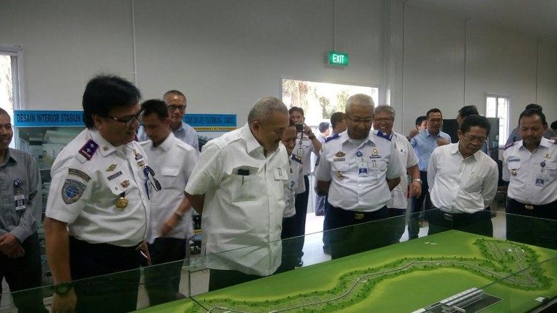 Soal LRT, Noerdin: Kami akan Mendahului, Sampaikan Maaf pada Gubernur DKI