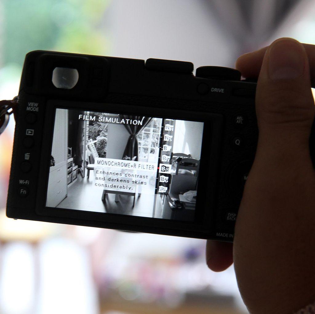 Format BW untuk Membangun Foto yang Berselera