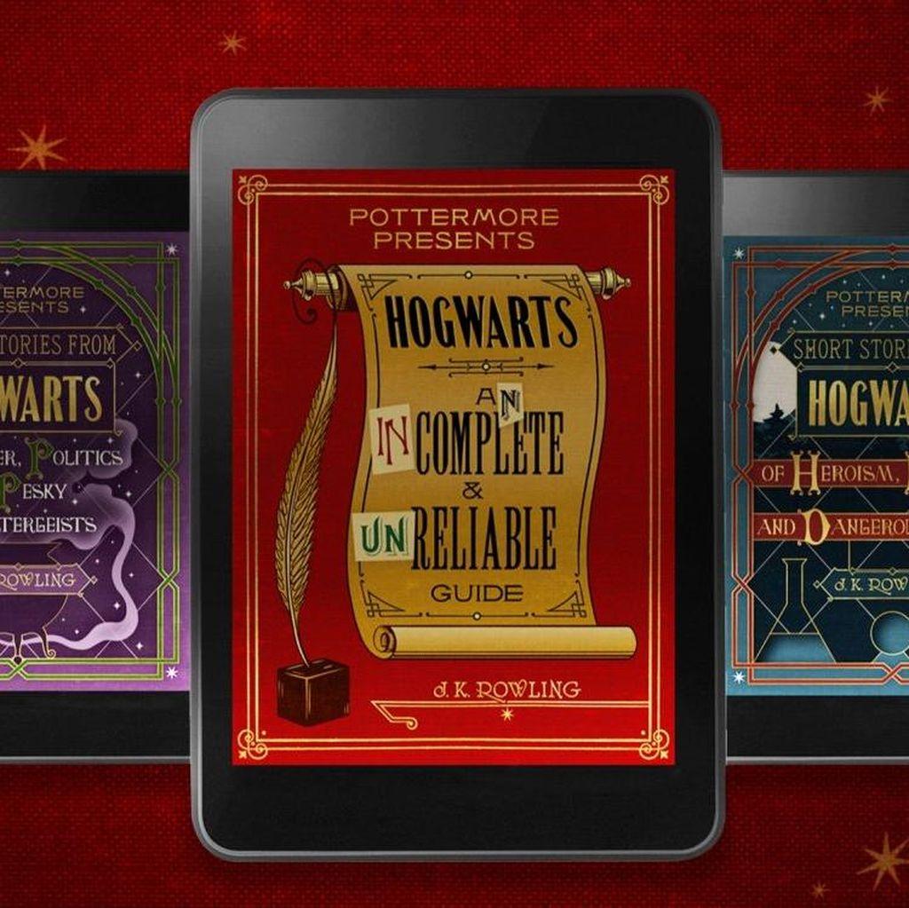 Dua Buku Baru dari Semesta Harry Potter akan Terbit Tahun Ini!