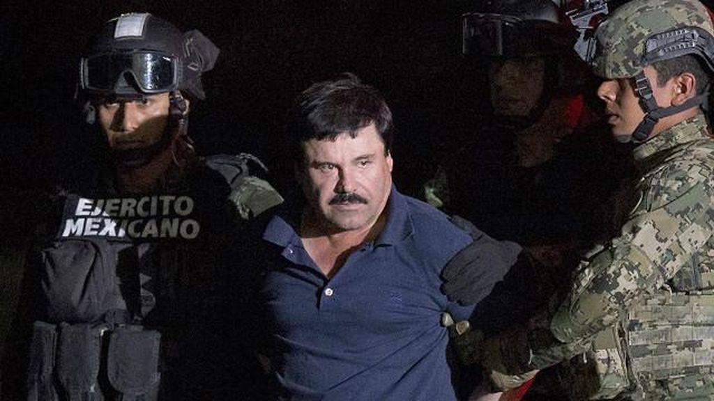 Anak Gembong Narkoba Meksiko El Chapo Diculik Geng Lawan