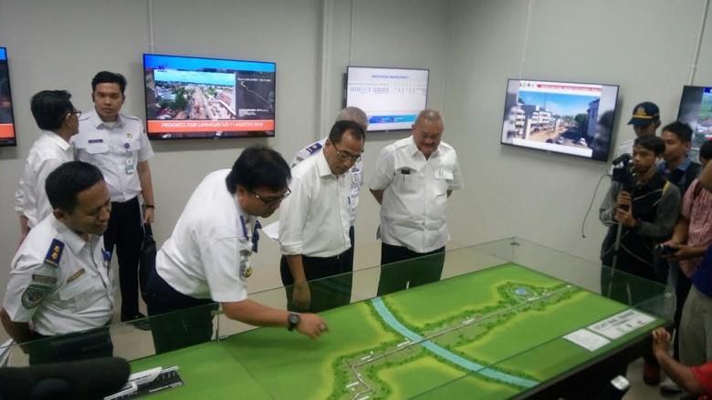 Menhub: Masyarakat Palembang Harus Bangga Ada LRT